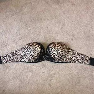 ♦️SHIPS TODAY ♦️Victoria secret cheetahpush up bra